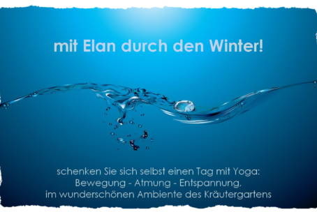 Mit Elan durch den Winter – Yoga 26.01.2020
