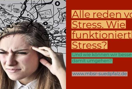 VORTRAG: Stress und Achtsamkeit – Besserer Umgang mit Belastungen