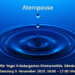 Atempause – 9. November, 10.00 – 17.00 Uhr
